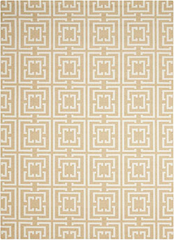 Nourison Enhance EN202 Tan Area Rug