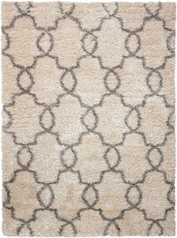 Nourison Escape ESCP2 White Shades Area Rug