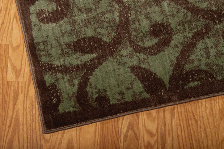 Nourison Expressions Xp02 Brown Area Rug Carpetmart Com