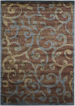 Nourison Expressions XP02 Multicolor Area Rug