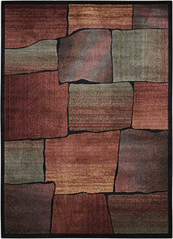 Nourison Expressions XP05 Multicolor Area Rug