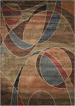 Nourison Expressions XP07 Multicolor Area Rug