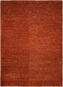 Nourison Fantasia FAN1 Rust Area Rug