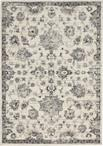 Nourison Fusion FSS15 Cream/Grey Area Rug