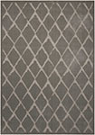 Nourison Gleam MA601 Grey Area Rug