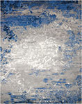 Nourison Twilight TWI22 Blue Grey Area Rug