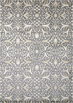 Nourison Luminance LUM08 Graphite Area Rug