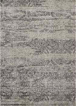 Nourison Luminance LUM11 Ivory/Black Area Rug