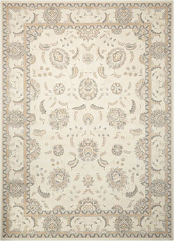 Nourison Persian Empire PE22 Bone Area Rug