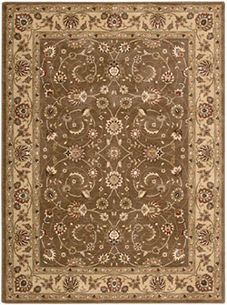 Nourison Somerset ST62 Taupe Area Rug