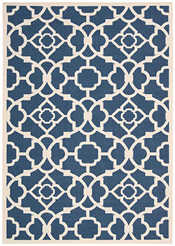 Waverly by Nourison WAV01 Sun & Shade SND04 Lapis Area Rug