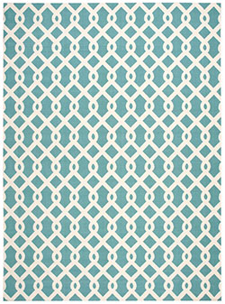 Waverly by Nourison WAV01 Sun & Shade SND20 Poolside Area Rug