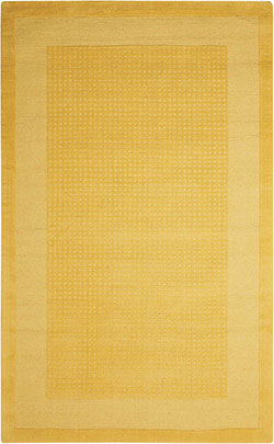 Nourison Westport WP30 Yellow 605 Area Rug