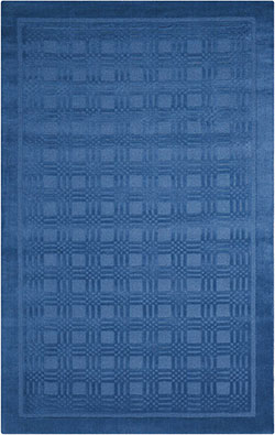 Nourison Westport WP32 Blue Area Rug