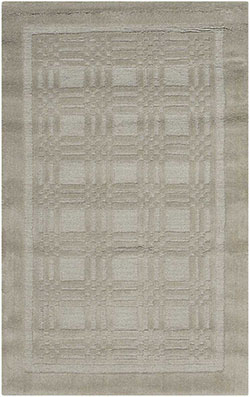 Nourison Westport WP32 Grey Area Rug