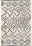 Palmetto Living Casablanca 8433 Tribal 10 White Area Rug