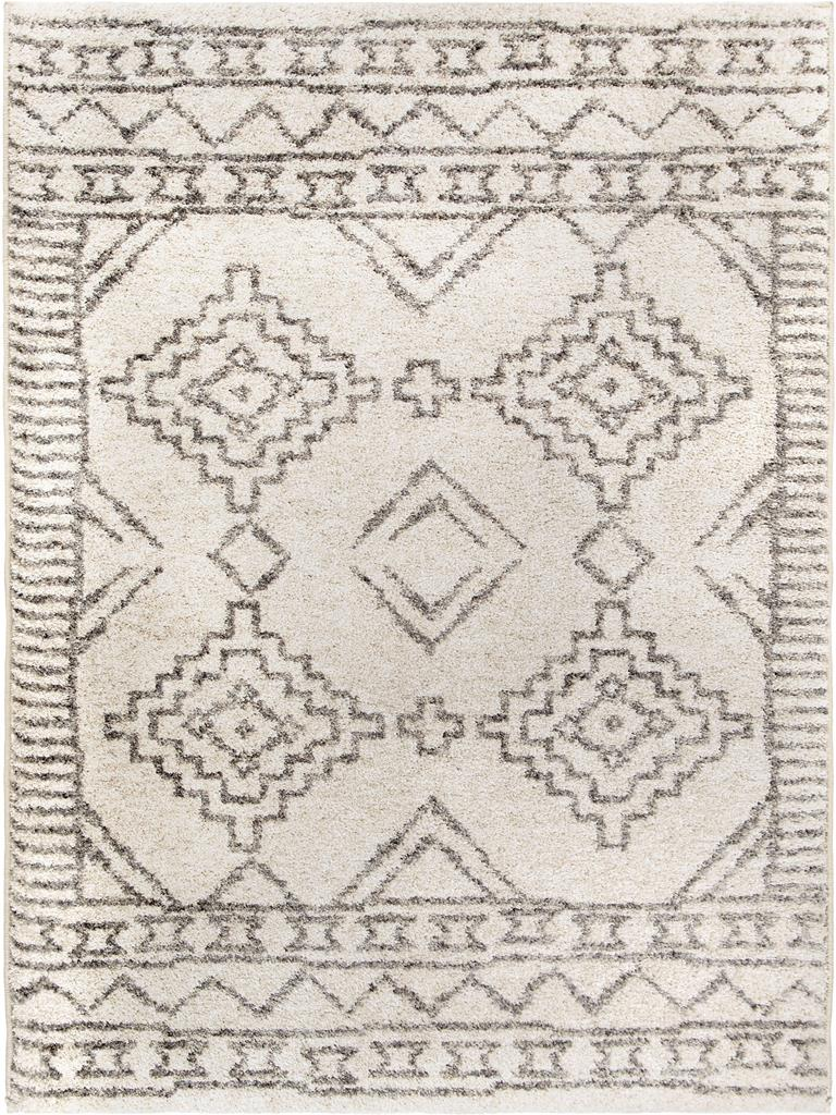 Palmetto Living Casablanca 8434 Tribal 03 Lambswool Area Rug