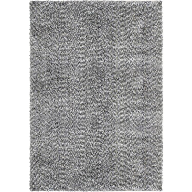 Orian Rugs Cotton Tail 8301 Solid Grey Area Rug
