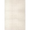 Orian Rugs Cotton Tail 8302 Solid White Area Rug