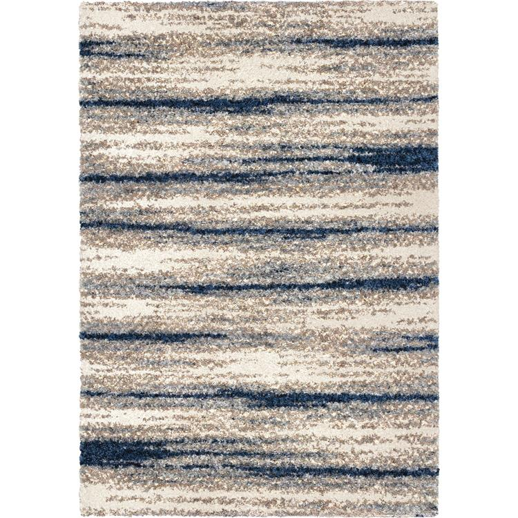 Orian Rugs Cotton Tail 8309 Ombre Stone Area Rug