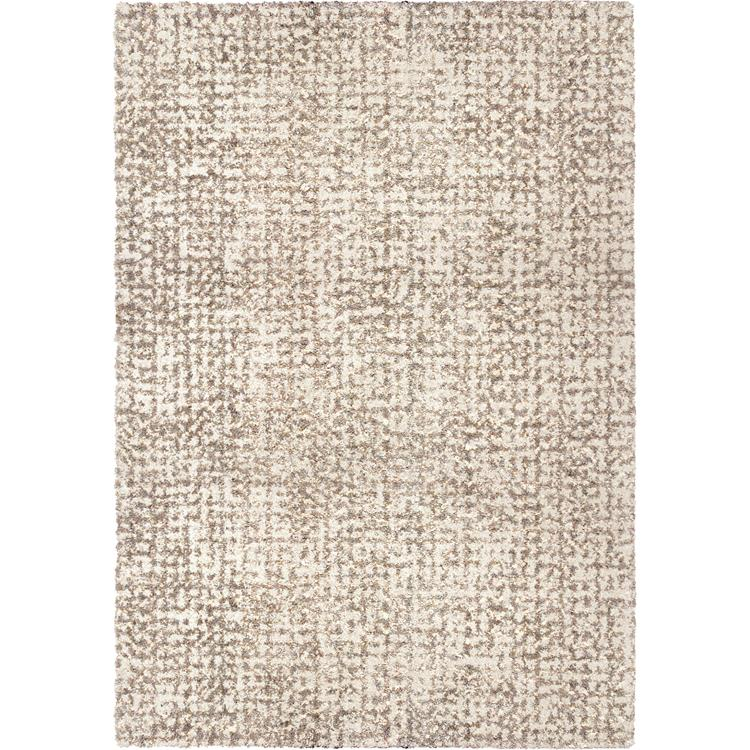 Orian Rugs Cotton Tail JA03 Ditto White Area Rug
