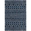 Orian Rugs Cotton Tail JA11 Nardik Navy Area Rug