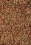 Palmetto Living Next Generation 4423 Multi Solid Red Area Rug