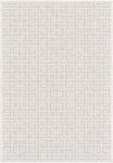 Palmetto Living SoCal Living By Jennifer Adams 9108 Intersected Geo Natural Area Rug