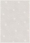 Palmetto Living SoCal Living By Jennifer Adams 9112 Soundwaves Natural Area Rug
