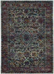 Oriental Weavers Andorra 6846B Blue Purple Area Rugs