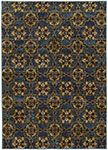 Oriental Weavers Andorra 6883C Blue Gold Area Rugs