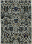 Oriental Weavers Andorra 7120A Blue Navy Area Rugs