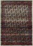 Oriental Weavers Andorra 7122D Red Area Rugs