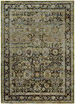 Oriental Weavers Andorra 7125C Green Brown Area Rugs