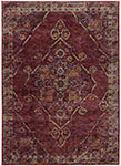 Oriental Weavers Andorra 7135E Red Gold Area Rugs