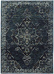Oriental Weavers Andorra 7135F Blue Area Rugs