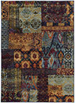 Oriental Weavers Andorra 7137A Blue Area Rugs