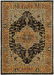 Oriental Weavers Andorra 7138B Gold Grey Area Rugs