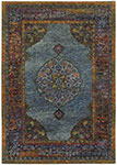 Oriental Weavers Andorra 7139A Blue Area Rugs