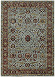 Oriental Weavers Andorra 7155A Blue Red Area Rugs