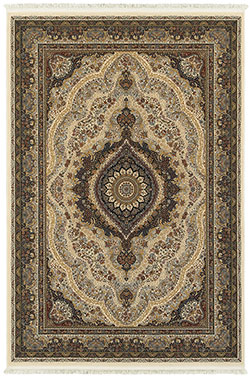 Oriental Weavers Masterpiece 111W Area Rug