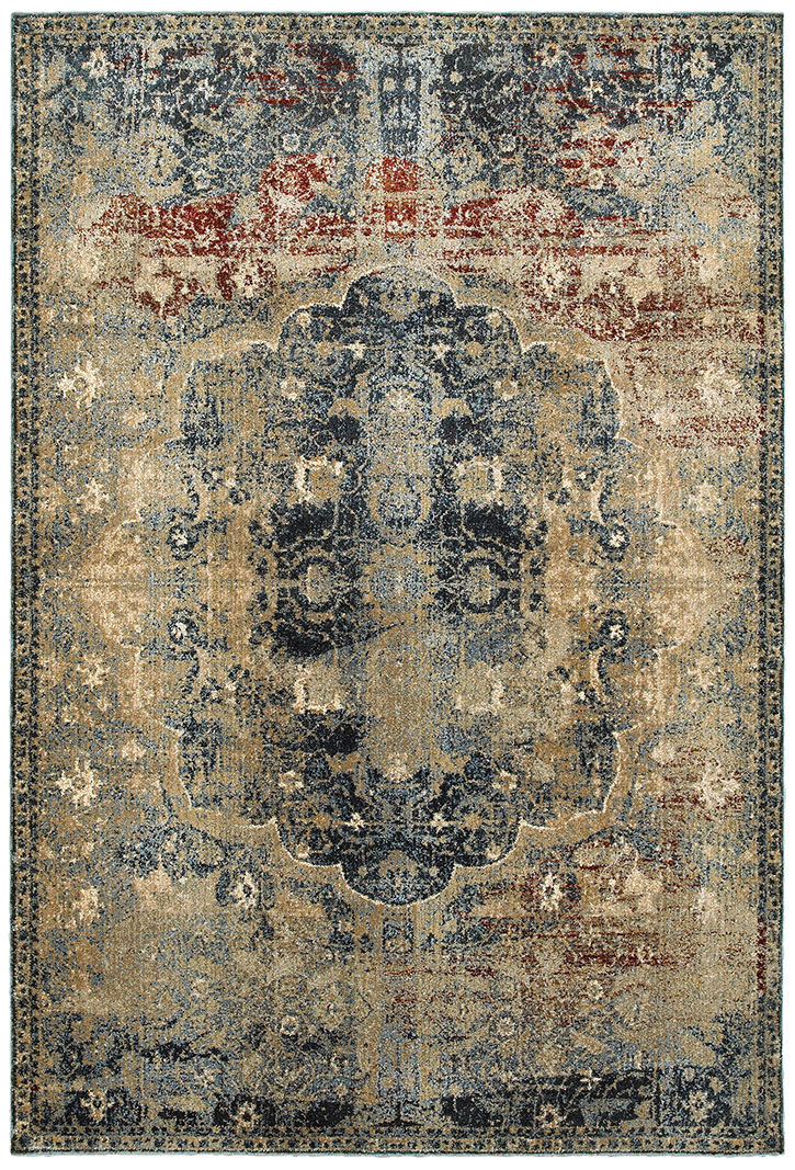 Oriental Weavers Empire 4449h Area Rug Carpetmart Com