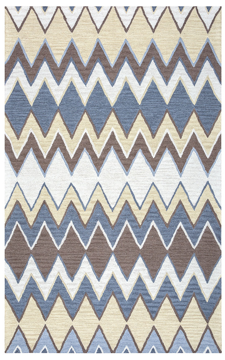 Rizzy Home Arden Loft River Hill Rv9409 Area Rug