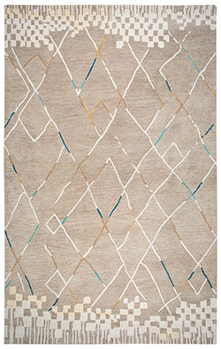 Rizzy Home Marianna Fields MF761A Area Rug