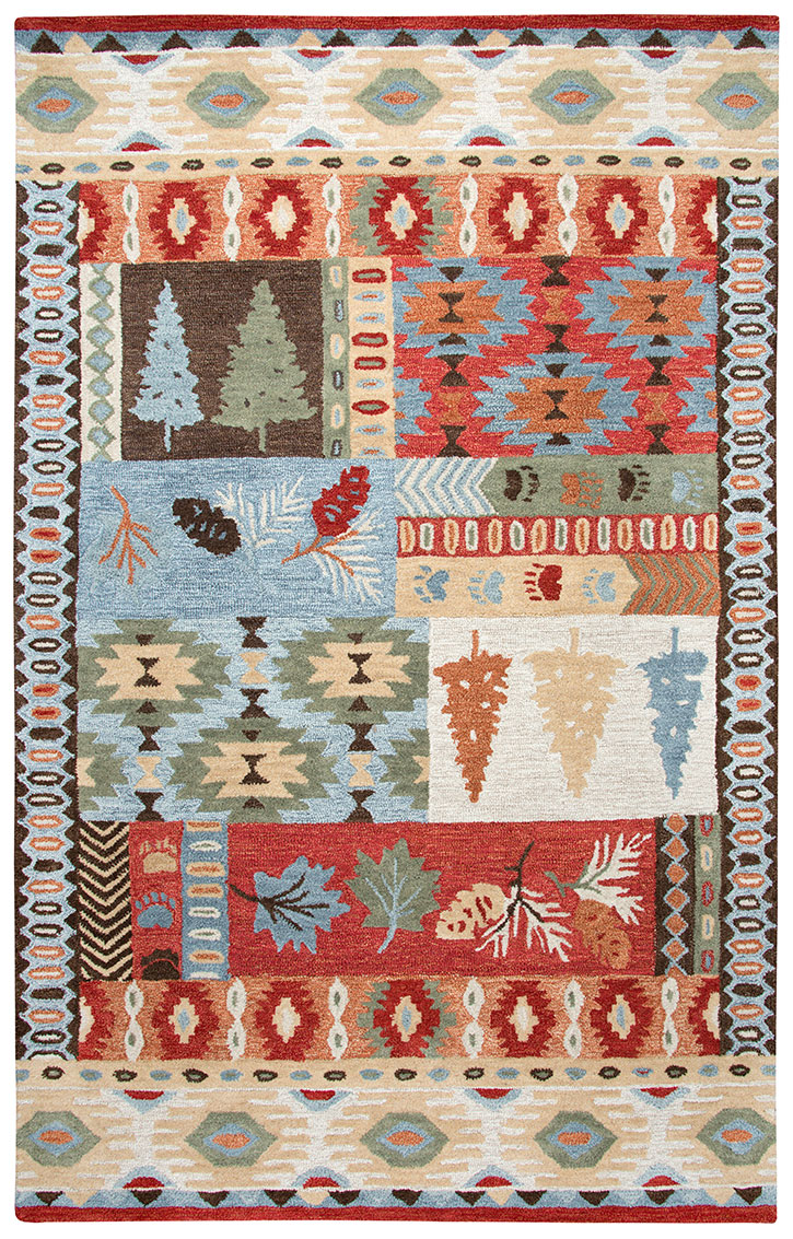 Rizzy Home Northwoods NWD101 Area Rug