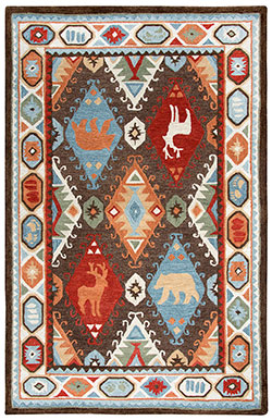 Rizzy Home Northwoods NWD102 Area Rug