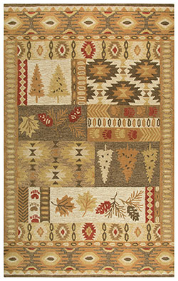 Rizzy Home Northwoods NWD105 Area Rug