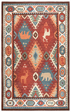 Rizzy Home Northwoods NWD106 Area Rug