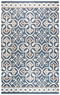 Rizzy Home Opulent OU574A Area Rug