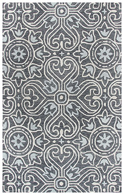 Rizzy Home Opulent OU957A Area Rug